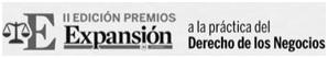 Logo II Edicion Premios Expansion 2017 b&w