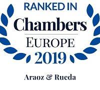A&R Chambers Europe 2019