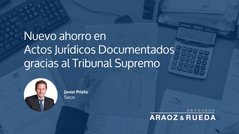 Actos Jurídicos Documentados